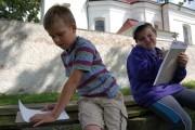 Škola srdce regionu - exkurze na Prusinách ..