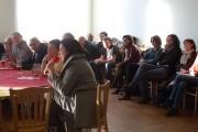 23.9. proběhla diskuse se všemi kandidáty na starostu Černic