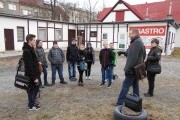 Kreativní demokratická škola - Den s architektem na Sokolském hřišti
