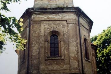 Sv. Anna v roce 1994
