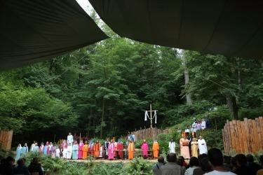 Pašijové hry, Hořice 2012