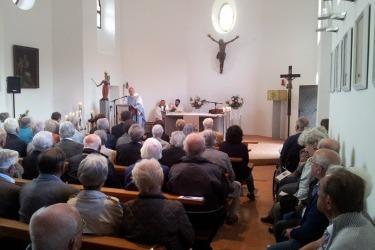 Setkání v rámci oslav 25. výročí založení obce Hamry, 2017 (Zdroj: Obec Hamry)