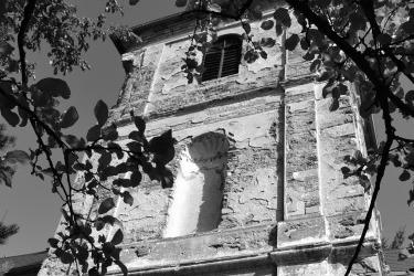Kostel sv. Jakuba Většího a fara v Domaslavi