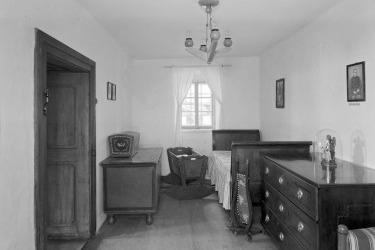 První expozice památníku v roce 1960 (Zdroj/Quelle: Památník-rodný dům A. Stiftera, pobočka Regionálního muzea v Českém Krumlově)