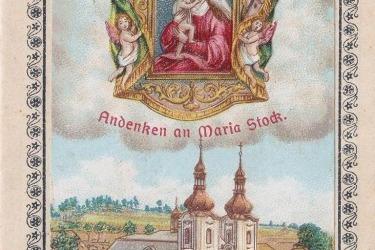 Poutní kostel Navštívení Panny Marie - Skoky u Žlutic