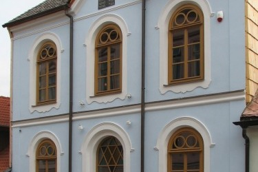 Synagoga po rekonstrukci v roce 2006