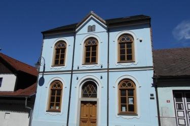 Horská synagoga v Hartmanicích