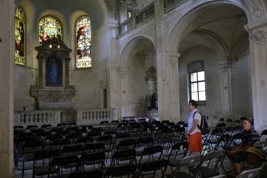 Klosterkirche des Allerheiligsten Herzens Jesu