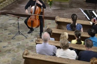 Klassikkonzert in der Kirche zum Hl. Jakobus des Älteren, Treffen 2017