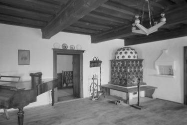 Erste Ausstellung im Jahr 1960.